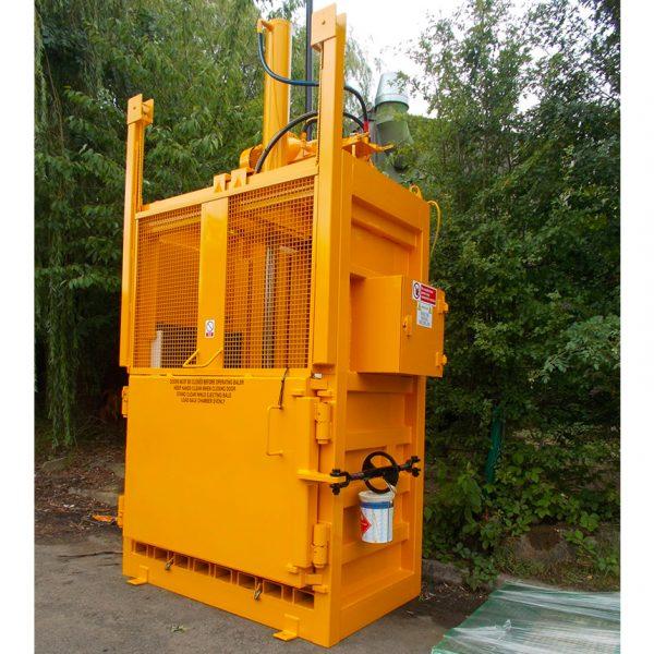 500Kg Vertical Mill Size Baler