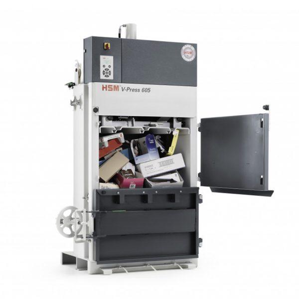 V-Press 605