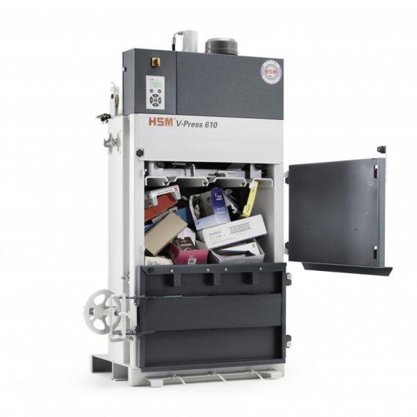 V-Press 610